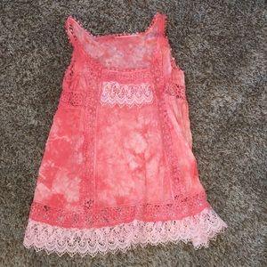 Haute Society spring dress